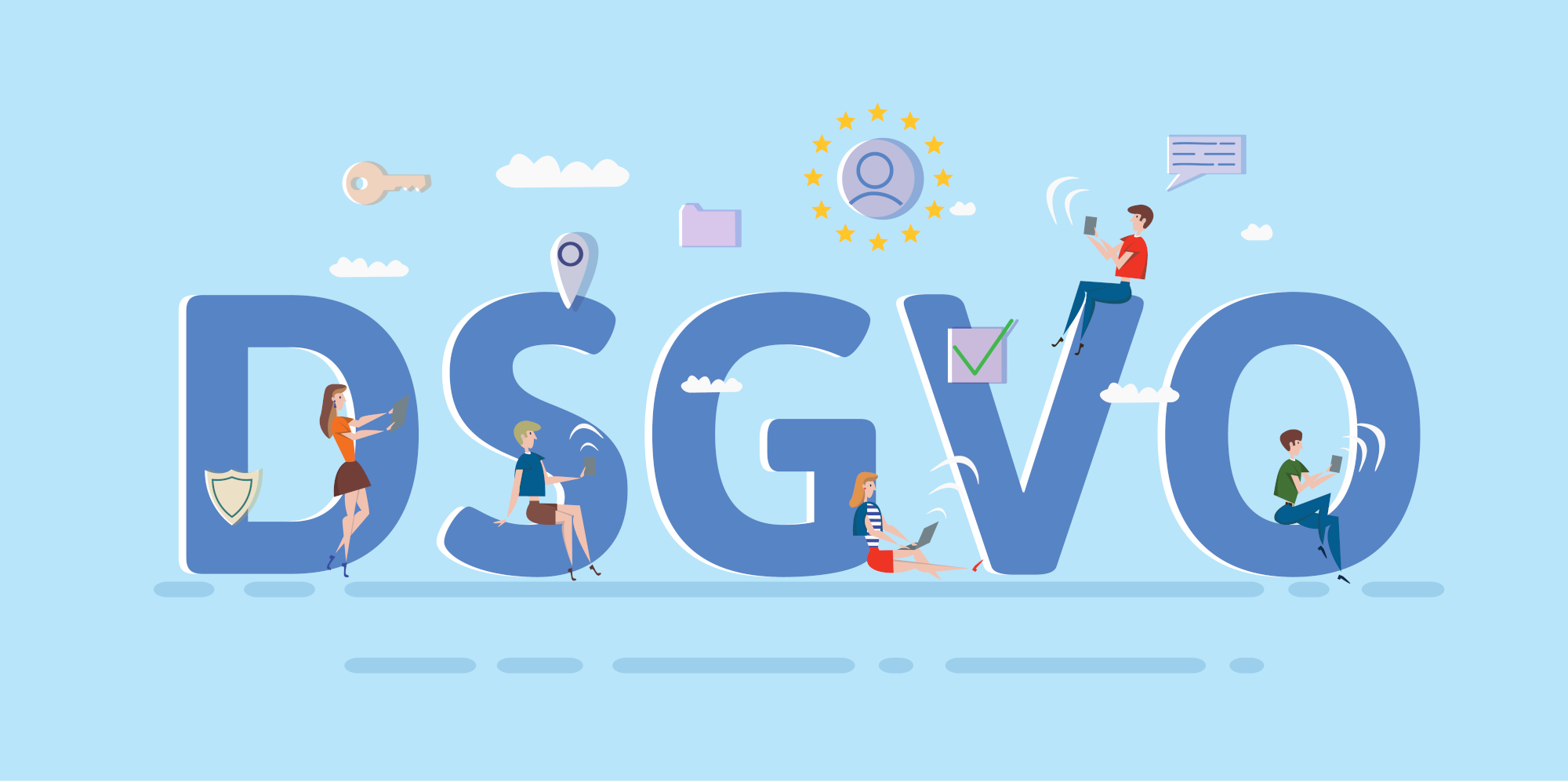 DSGVo Datenschutzgrundverordnung Übersicht